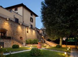 UNA Palazzo Mannaioni, Montaione