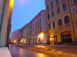 Hotel Milenium, Jihlava