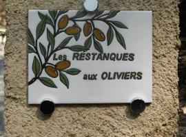 Les Restanques aux Oliviers, Villelaure