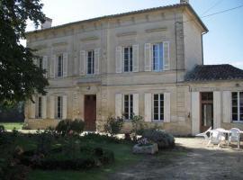 La Maison des Aurélines, Puisseguin