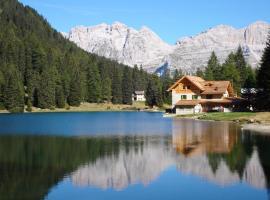 Rifugio Lago Nambino, Madonna di Campiglio