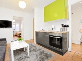 Alfred's Apartments, Reykjavik