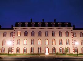 Comfort Suites & Les Demeures Champenoises, Epernė