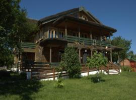 Morena Mansion, Murighiol