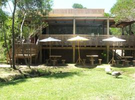 Eco Lodge Punta Rubia, La Pedrera