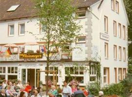 Haus Steinmeyer, Bad Pyrmont