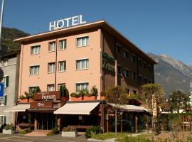 Hotel Forum, Martigny-Ville