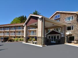Best Western Plus Landmark Inn, Lincoln City