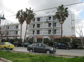 Olga Hotel, Kos-stad