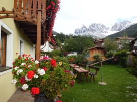 Garni Alpenglühn, Funes