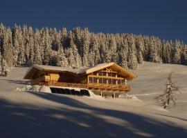 Mecki's Dolomiten Panorama Stubn, Debant