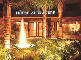 Alexandre Hotel, Beirut