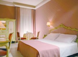Hotel Romulus, Рим
