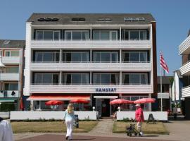 Hanseat, Хельголанд