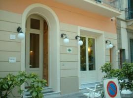 Villa Benvenuti, Viareggio