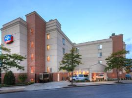 Fairfield Inn By Marriott New York Laguardia Airport Flushing 3 Star Hotel