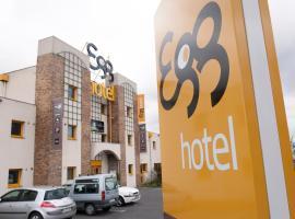 Egg Hotel Goussainville CDG, Гуссенвиль