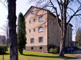 Libverda Resort & Spa - Pension Haná, Lázně Libverda