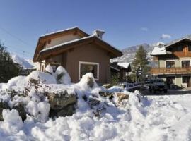 Au Petit Chevrot, Aosta