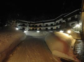 穆里納西奧公寓式酒店, Pievepelago