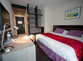 Brit Hotel Golfhotel Saint Samson, Pleumeur-Bodou