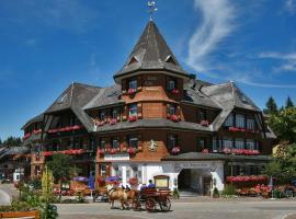 Hotel Schwarzwaldhof, Hinterzarten