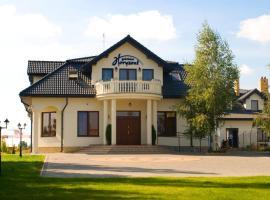 Hotel Gościniec Horyzont, Zemborzyce Tereszyńskie