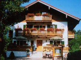 Gästehaus Baier am Bad, Bad Wiessee