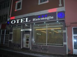 Hatemoglu Hotel, Agrı