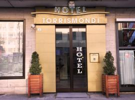 Hotel Torrismondi, Coni