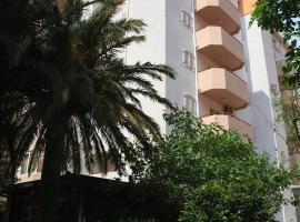 Giardino Apartments, Budva