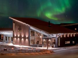 Camp Ripan, Kiruna