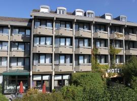 Hotel garni Altenburgblick, Bamberg