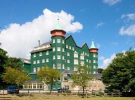 Metropole Hotel and Spa, Llandrindod Wells