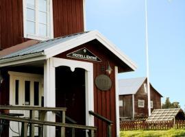 Hotell Mellanfjärden, Jättendal