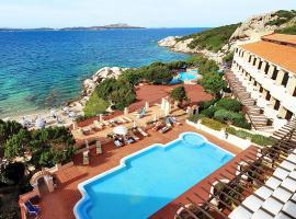 Grand Hotel Smeraldo Beach, Baja Sardinia