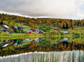Sæterstad Gård, Varntresk