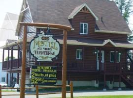 Motel Au Vieux Frontenac, Thetford Mines