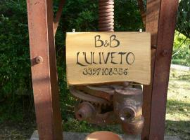 B&B L'Uliveto, Montebuono