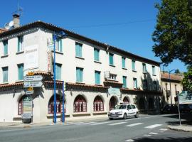 Hôtel Canal, Quillan