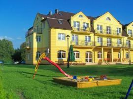 Villa Sylvia, Dźwirzyno