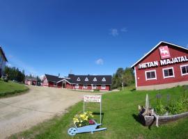 Hotel Hetan Majatalo, Enontekiö