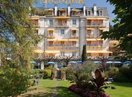 Hotel Victoria Glion, Montreux