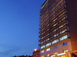 Hotel Neboder, Rijeka