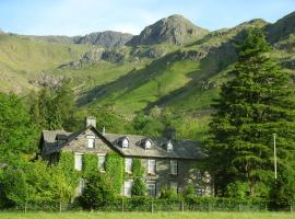 New Dungeon Ghyll Hotel, Great Langdale