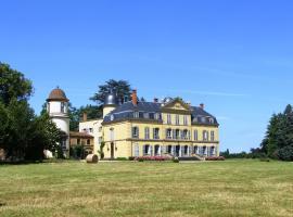 Le Château d'Ailly, Parigny
