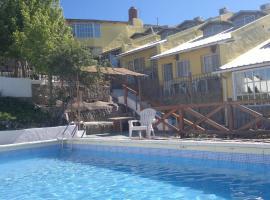 Complejo Cabañas El Alto, Tanti