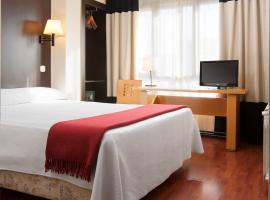 Hotel Delta, Tudela