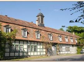Jagdschloss Mönchbruch, Mörfelden-Walldorf