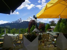 Alpenhotel Kronprinz, Berchtesgaden